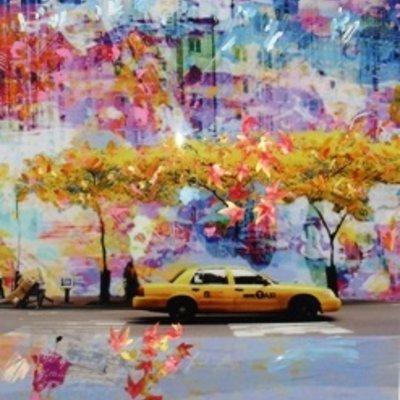 2262 - Dganit Blechner - New York'ta Sonbahar