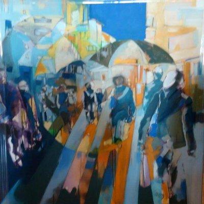 3003 - Bülent Yavuz Yılmaz - Yağmurda Yürüyüş